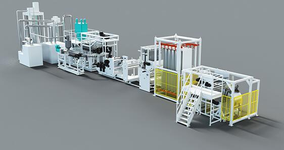 cag makina thermoforming machinery